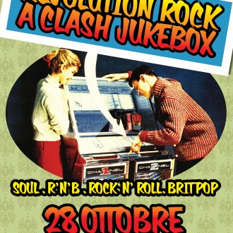 Revolution Rock - A clash jukebox